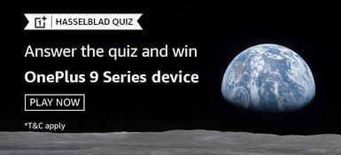 Amazon OnePlus Hasselblad Quiz